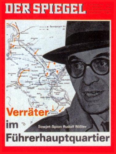 DER SPIEGEL Nr. 4, 16.1.1967 bis 22.1.1967
