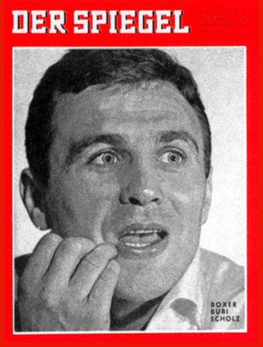 DER SPIEGEL Nr. 25, 20.6.1962 bis 26.6.1962
