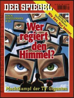 DER SPIEGEL Nr. 29, 15.7.1996 bis 21.7.1996