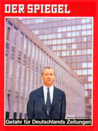 DER SPIEGEL Nr. 40, 25.9.1967 bis 1.10.1967