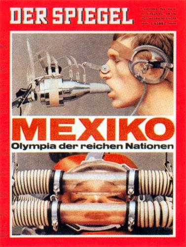 DER SPIEGEL Nr. 41, 7.10.1968 bis 13.10.1968
