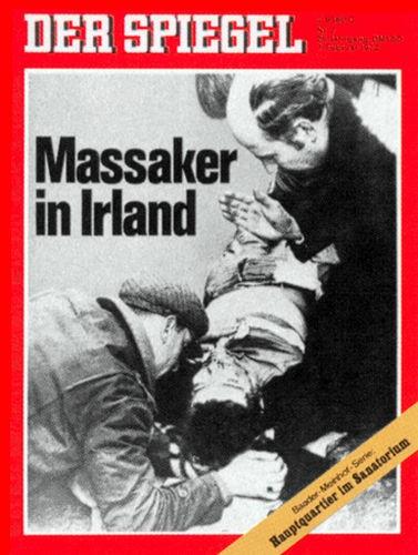 DER SPIEGEL Nr. 7, 7.2.1972 bis 13.2.1972