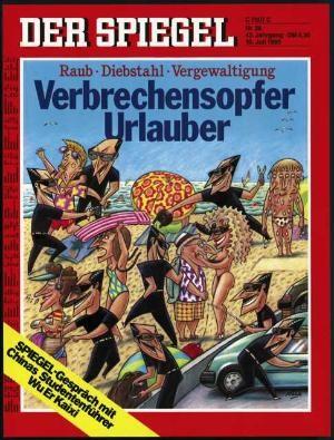 DER SPIEGEL Nr. 28, 10.7.1989 bis 16.7.1989