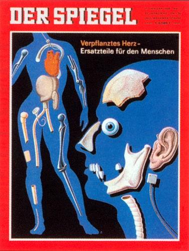 DER SPIEGEL Nr. 3, 15.1.1968 bis 21.1.1968