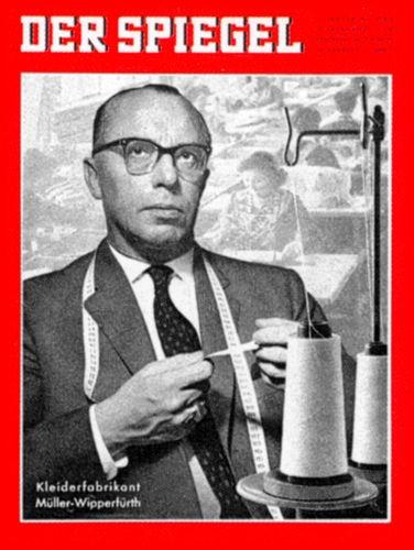 DER SPIEGEL Nr. 3, 11.1.1961 bis 17.1.1961