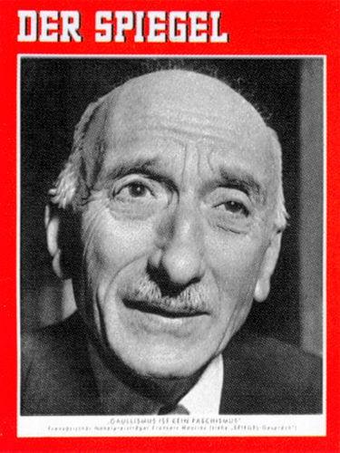 DER SPIEGEL Nr. 36, 3.9.1958 bis 9.9.1958