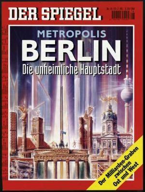DER SPIEGEL Nr. 8, 20.2.1995 bis 26.2.1995