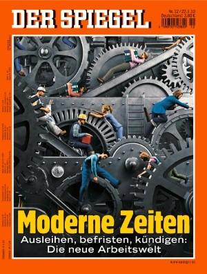 DER SPIEGEL Nr. 12, 22.3.2010 bis 28.3.2010