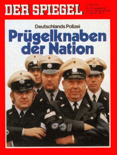 DER SPIEGEL Nr. 6, 5.2.1973 bis 11.2.1973