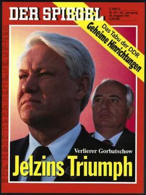 DER SPIEGEL Nr. 35, 26.8.1991 bis 1.9.1991