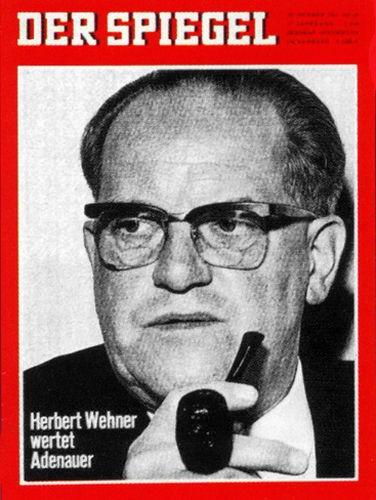 DER SPIEGEL Nr. 39, 25.9.1963 bis 1.10.1963