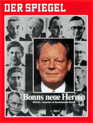DER SPIEGEL Nr. 44, 27.10.1969 bis 2.11.1969