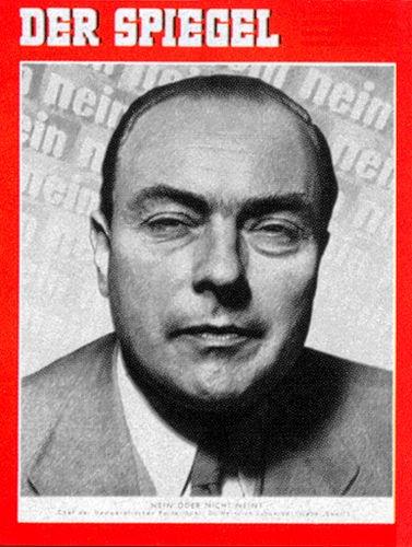 DER SPIEGEL Nr. 43, 19.10.1955 bis 25.10.1955