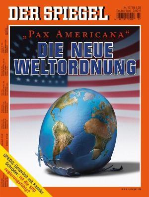 DER SPIEGEL Nr. 17, 21.4.2003 bis 27.4.2003
