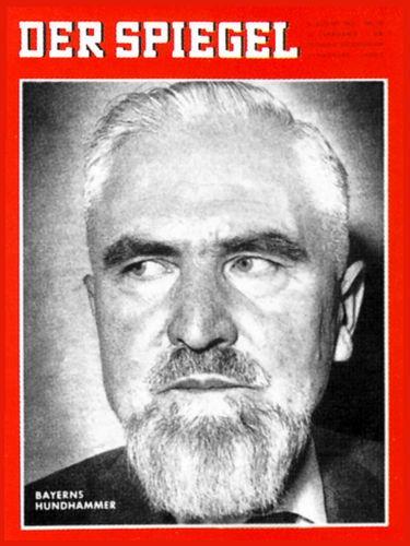 DER SPIEGEL Nr. 32, 8.8.1962 bis 14.8.1962