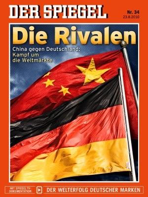 DER SPIEGEL Nr. 34, 23.8.2010 bis 29.8.2010