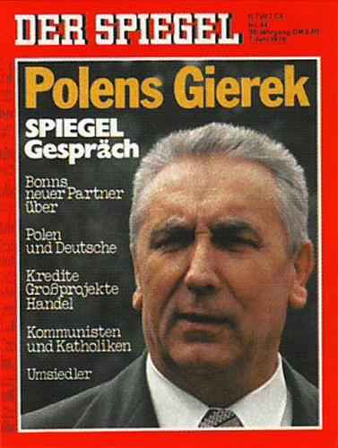 DER SPIEGEL Nr. 24, 7.6.1976 bis 13.6.1976