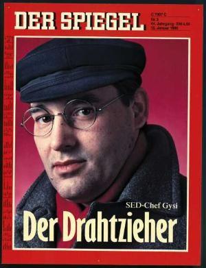 DER SPIEGEL Nr. 3, 15.1.1990 bis 21.1.1990