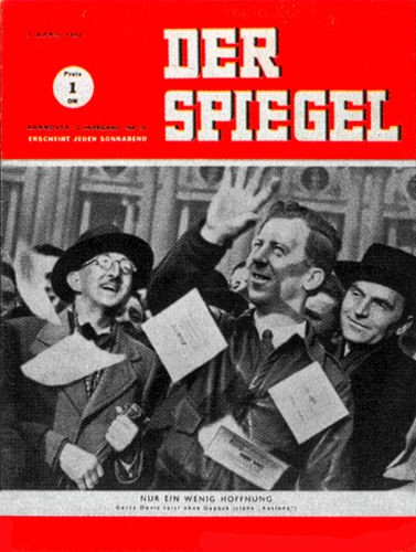 DER SPIEGEL Nr. 14, 2.4.1949 bis 8.4.1949