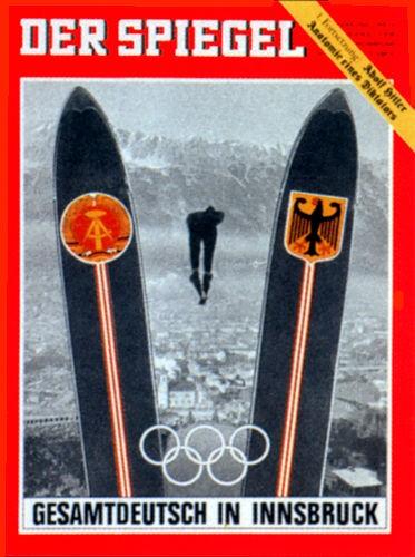 DER SPIEGEL Nr. 6, 5.2.1964 bis 11.2.1964