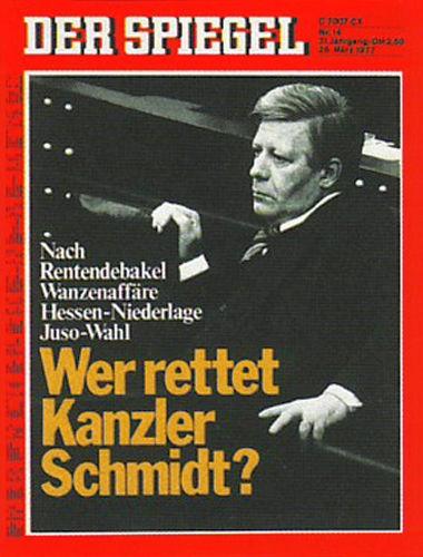 DER SPIEGEL Nr. 14, 28.3.1977 bis 3.4.1977