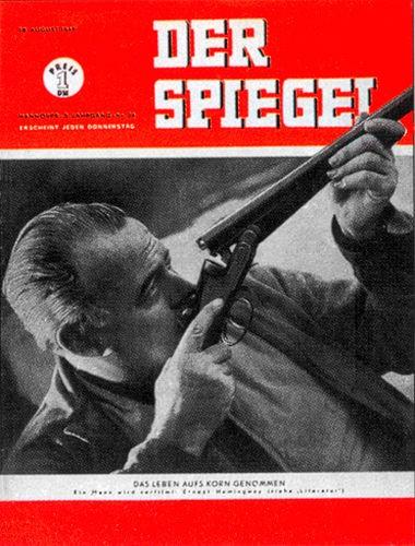 DER SPIEGEL Nr. 34, 18.8.1949 bis 24.8.1949