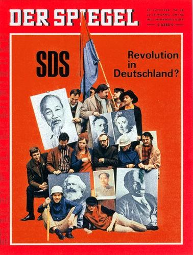 DER SPIEGEL Nr. 26, 24.6.1968 bis 30.6.1968