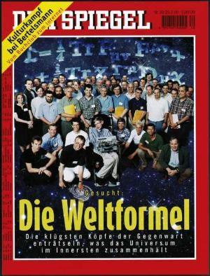 DER SPIEGEL Nr. 30, 26.7.1999 bis 1.8.1999