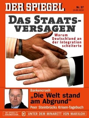 DER SPIEGEL Nr. 37, 13.9.2010 bis 19.9.2010