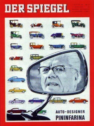 DER SPIEGEL Nr. 32, 7.8.1963 bis 13.8.1963