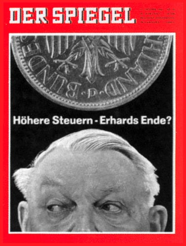 DER SPIEGEL Nr. 45, 31.10.1966 bis 6.11.1966