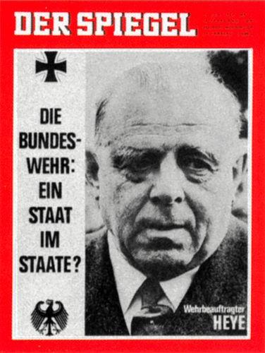 Spiegel 26/1964, Geburtstag 24.6.1964, 25.6.1964, 26.6.1964, 27.6.1964, 28.6.1964, 29.6.1964, 30.6.1964