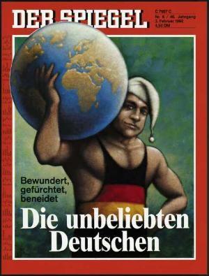 DER SPIEGEL Nr. 6, 3.2.1992 bis 9.2.1992