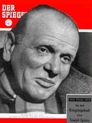 DER SPIEGEL Nr. 9, 24.2.1954 bis 2.3.1954