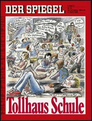 DER SPIEGEL Nr. 15, 11.4.1988 bis 17.4.1988