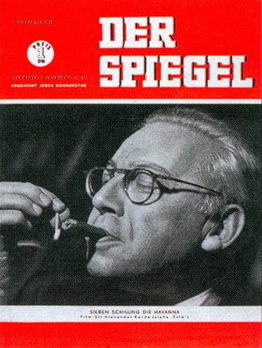 DER SPIEGEL Nr. 45, 3.11.1949 bis 9.11.1949