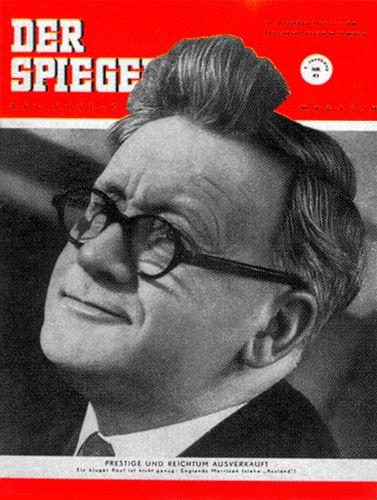DER SPIEGEL Nr. 41, 10.10.1951 bis 16.10.1951
