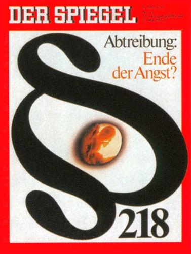 DER SPIEGEL 21/1973