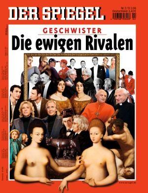 DER SPIEGEL Nr. 2, 9.1.2006 bis 15.1.2006