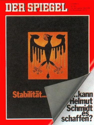 DER SPIEGEL Nr. 50, 4.12.1972 bis 10.12.1972