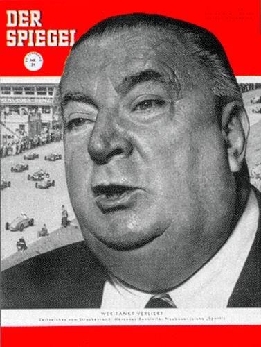 DER SPIEGEL Nr. 31, 28.7.1954 bis 3.8.1954