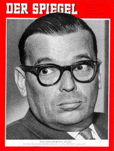 DER SPIEGEL Nr. 11, 11.3.1959 bis 17.3.1959