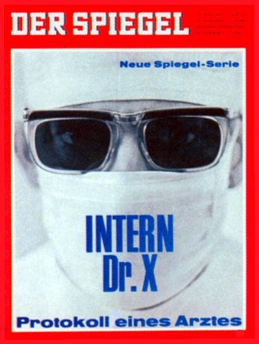 DER SPIEGEL Nr. 21, 16.5.1966 bis 22.5.1966