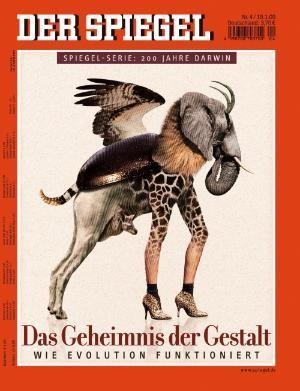 DER SPIEGEL Nr. 4, 19.1.2009 bis 25.1.2009