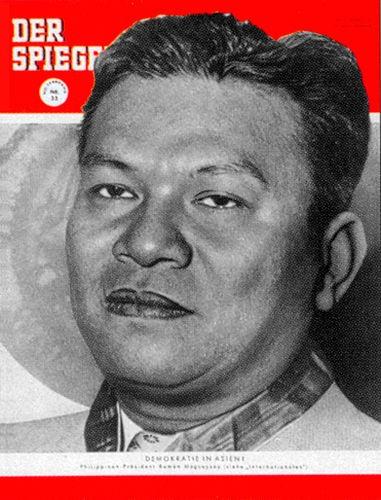 DER SPIEGEL Nr. 33, 11.8.1954 bis 17.8.1954