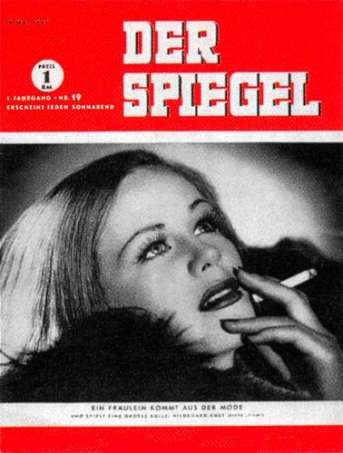 DER SPIEGEL Nr. 19, 10.5.1947 bis 16.5.1947