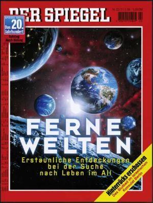 DER SPIEGEL Nr. 22, 31.5.1999 bis 6.6.1999