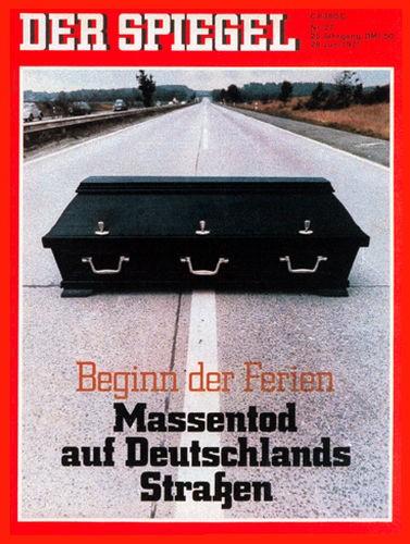 DER SPIEGEL Nr. 27, 28.6.1971 bis 4.7.1971