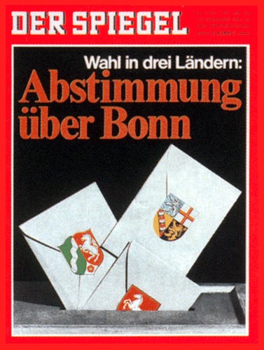 DER SPIEGEL Nr. 24, 8.6.1970 bis 14.6.1970