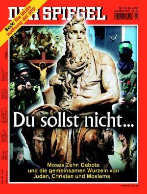 DER SPIEGEL Nr. 16, 15.4.2006 bis 21.4.2006